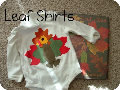Leaf Picture Shirts