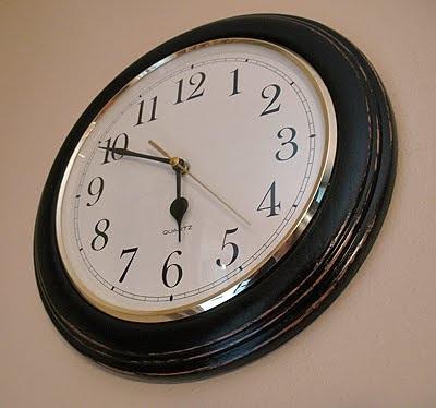 Clock Redo