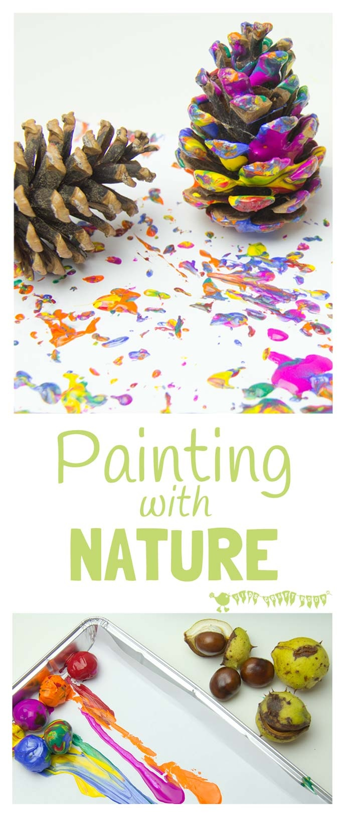Painting With Nature Process Art