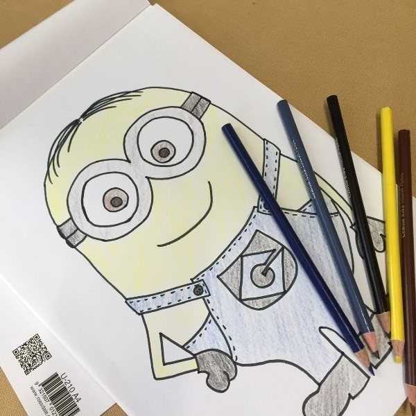 the art bug: Draw a Minion - Step by Step Tutorial : Make it Monday