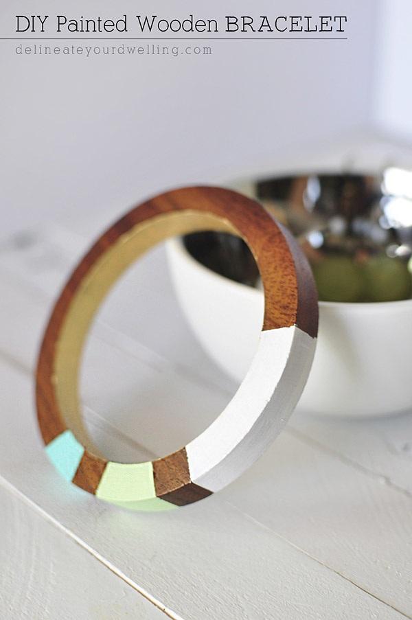 Geometric Clay Rings