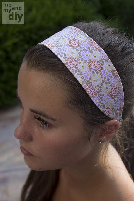 Reversible Headbands – A Beginning Sewer's Tutorial