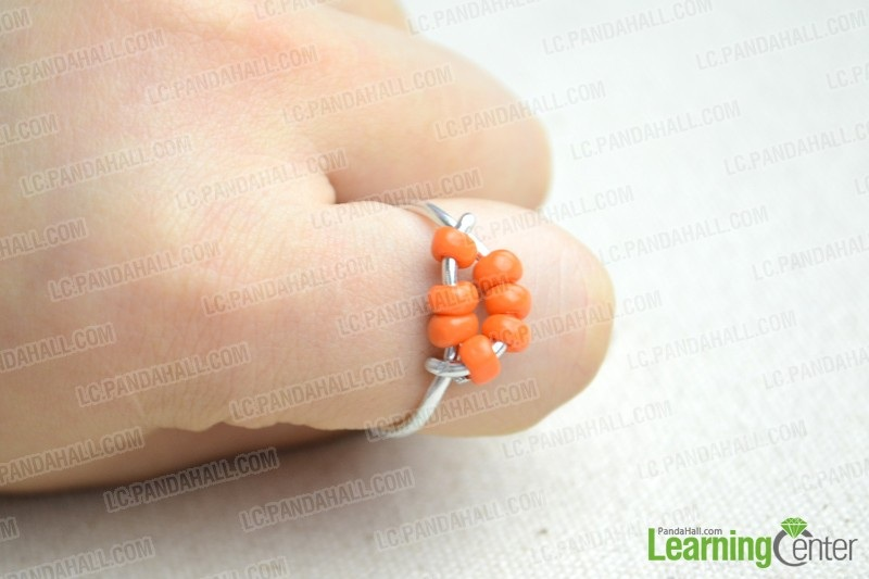 How to Make Handcrafted Rings out of Beads and Wire
