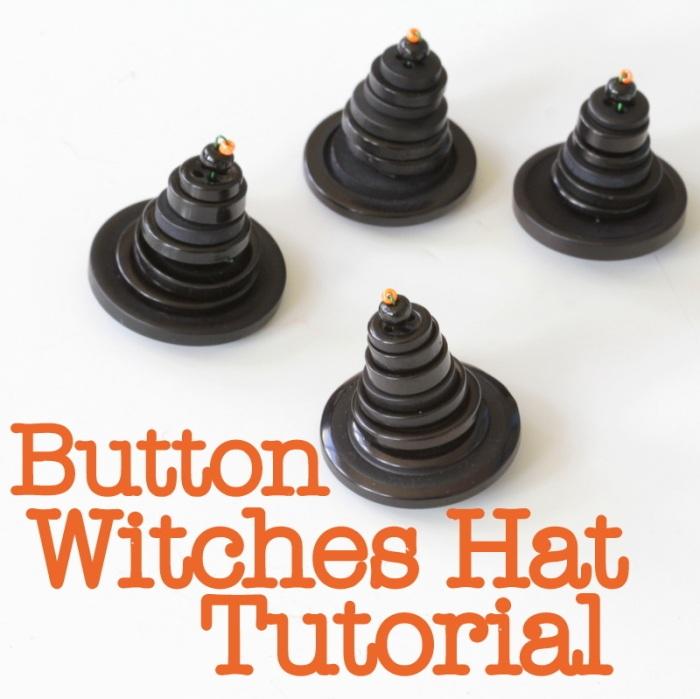 Button Pumpkin Tutorial
