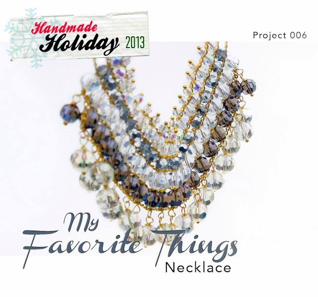 My Favorite Things Necklace