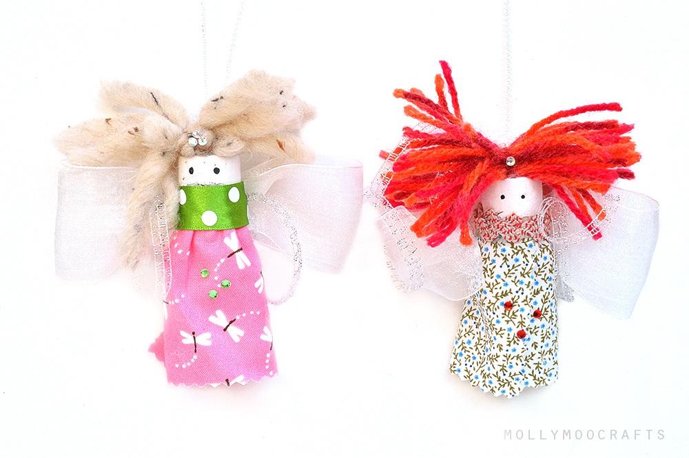 Wine Cork Fairy Crafts