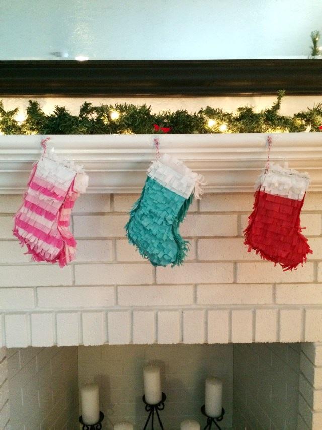 Pinata Stockings