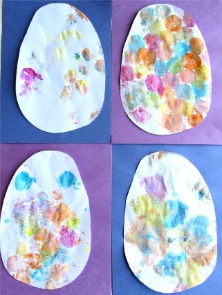 Easy Easter Egg Craft