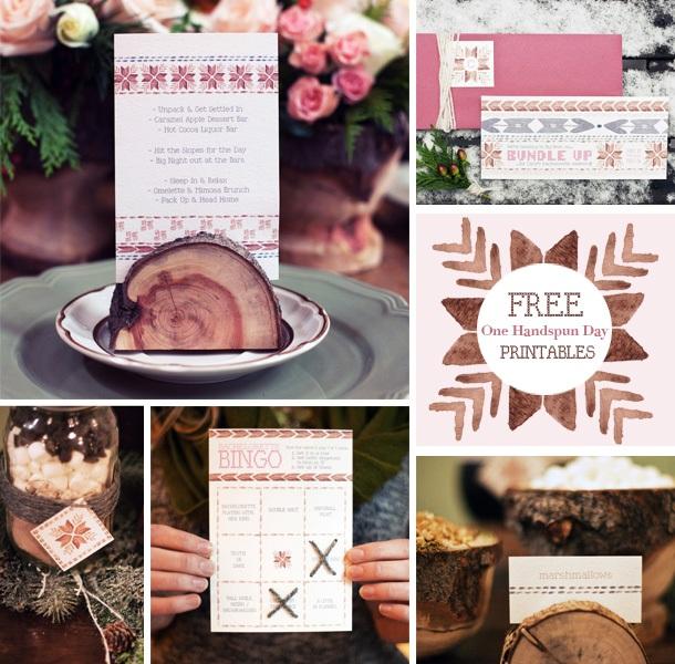 Bachelorette Party Free Printable Invitation