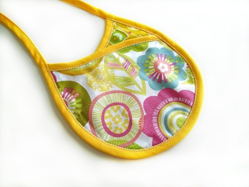 Crossover baby bib pattern So Sew Easy