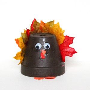 Turkey Pot Craft We Made That