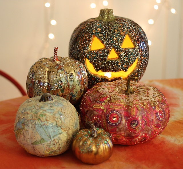 More Liberace Pumpkins