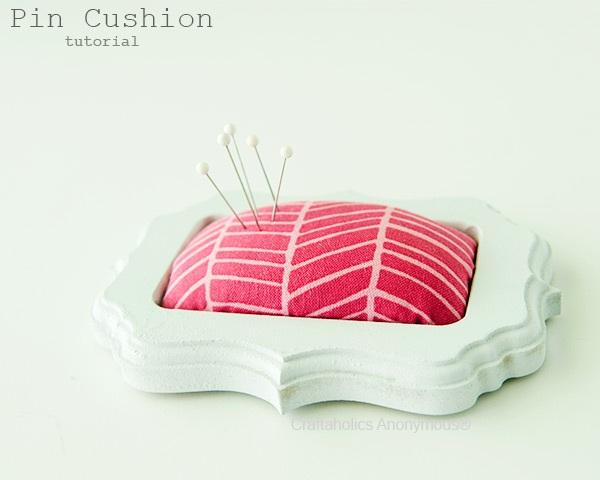 Adorable Pin Cushion Tutorial + Kits!