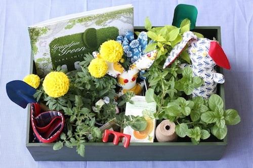 DIY Little Farmer Easter Baskets