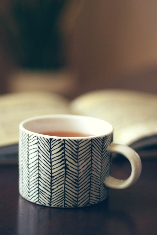 DIY Hand Painted Mug Wit & Whistle