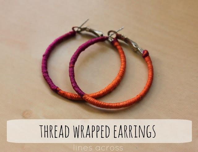 Makeover Hoop Earrings