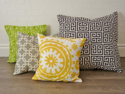 Sewing 101 Project #1 Simple Pillow Sham