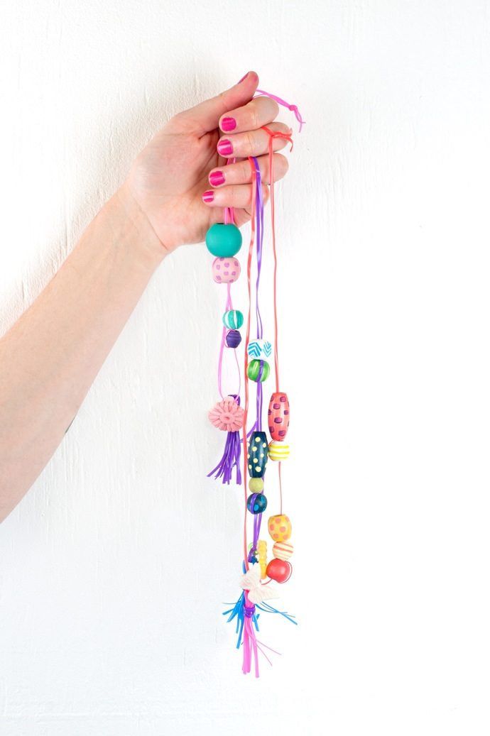 Charm Your Friends with These Funky Handmade Necklaces!