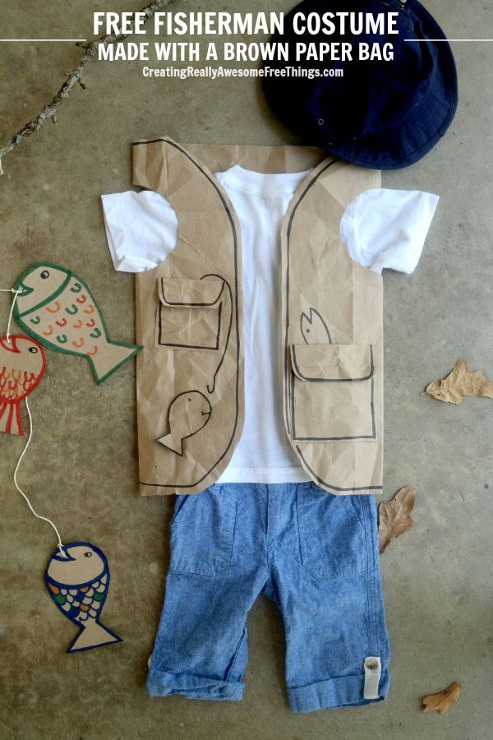 DIY Halloween Costumes for the entire family FDTR #188