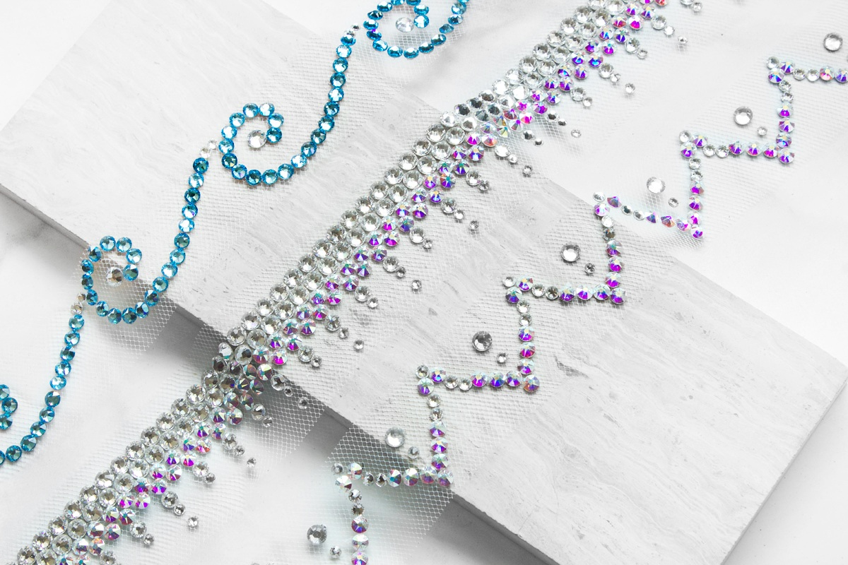 Crystal Tattoo Necklaces