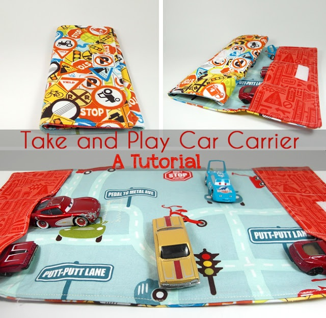 Take and Play Car Carrier Tutorial Sisters, What!