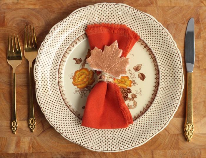 Make A Personalized Thanksgiving Keepsake DIY Salt Dough Place Cards