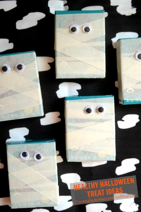 Mummy raisin boxes