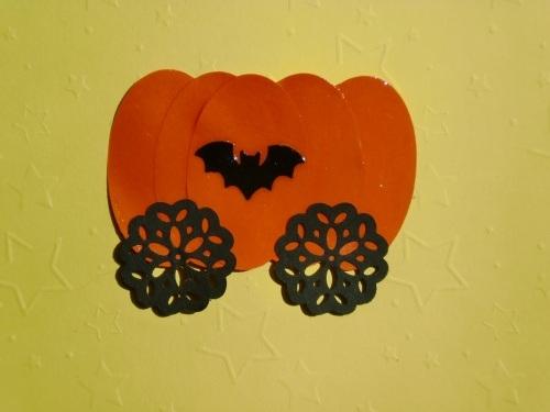 Paper Pumpkin Carriage