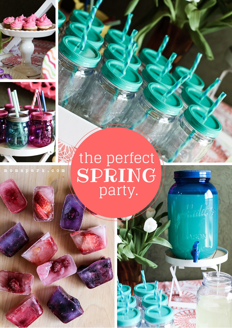 How to Create the Perfect (and Easy) Spring Party.