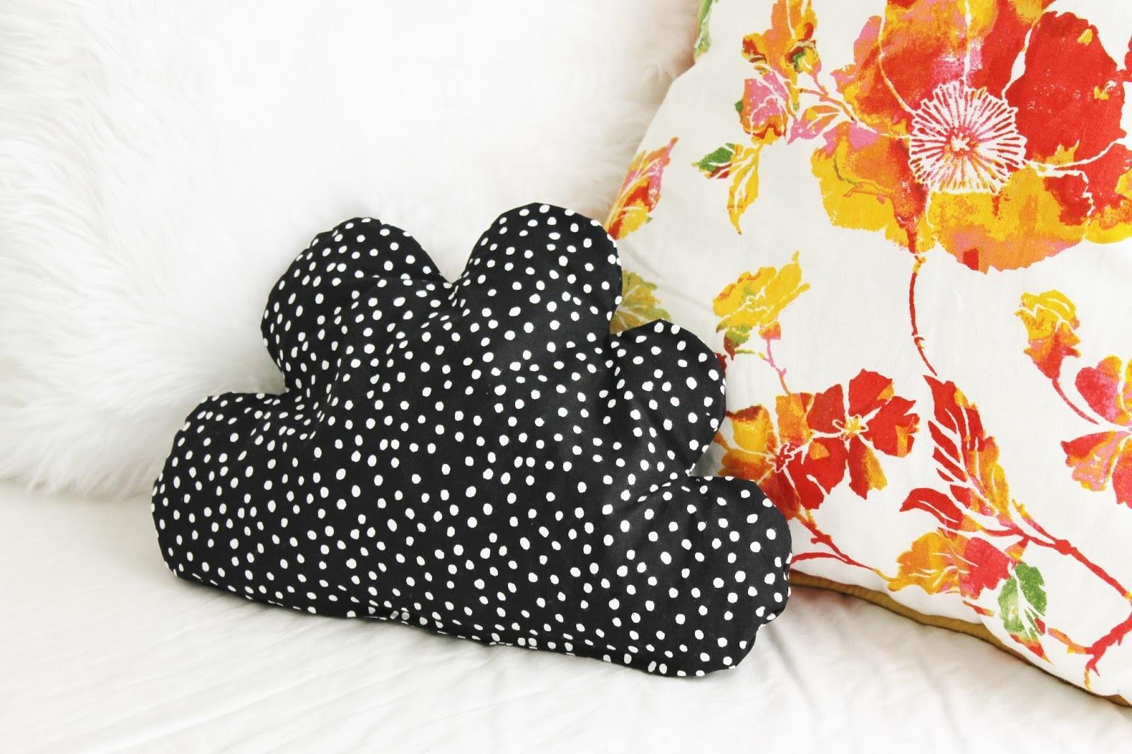 DIY Cloud Pillow