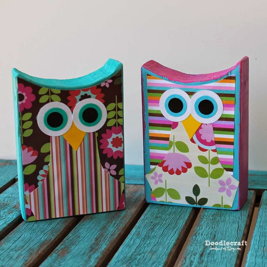 Scrappy Owls Scripture Reminder!