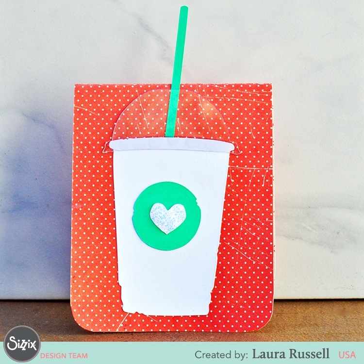 Go Generous With Your Java! Blended Gift Card Holder