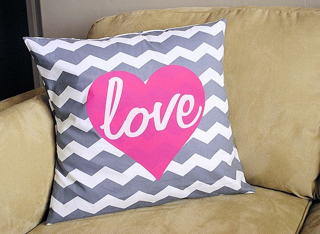 Valentine Throw Pillows