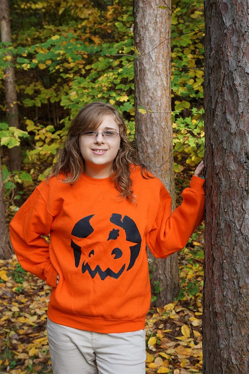 Jack o' Lantern Sweatshirt