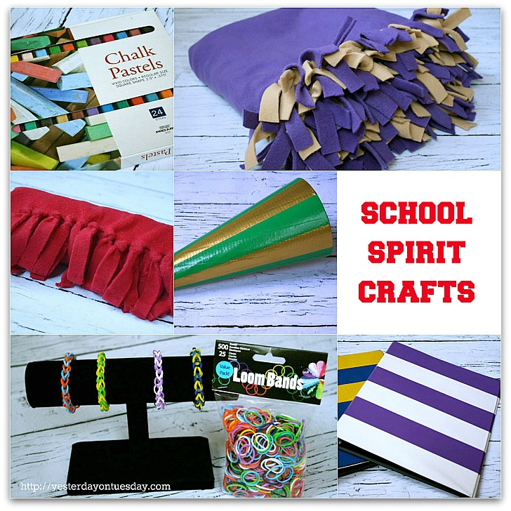 School Spirit Crafts