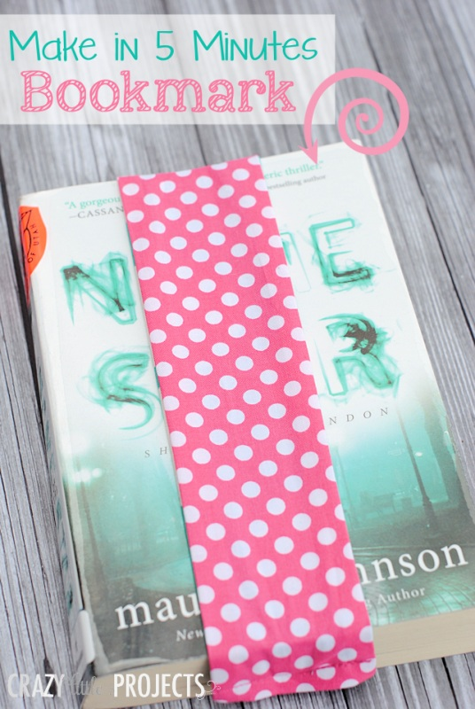 5 Minute Bookmark