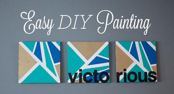 Easy DIY Painting