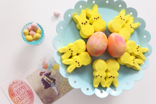 Watercolor Easter Egg DIY