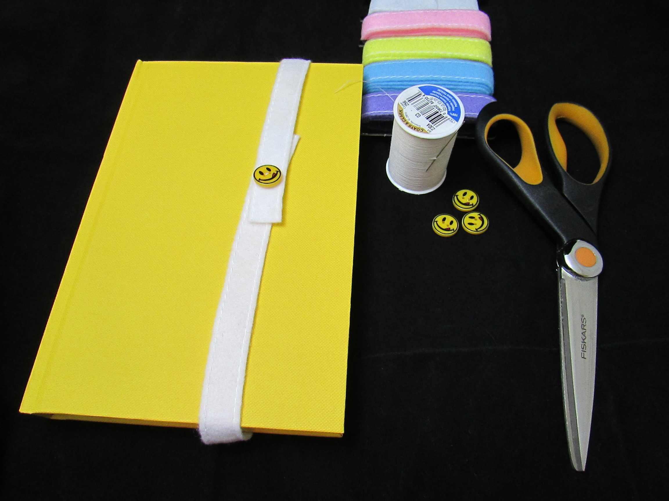 Easy Journal Bookmark