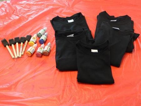 Cute Thanksgiving Memory T Shirts Kids Handprint Turkey T Shirts