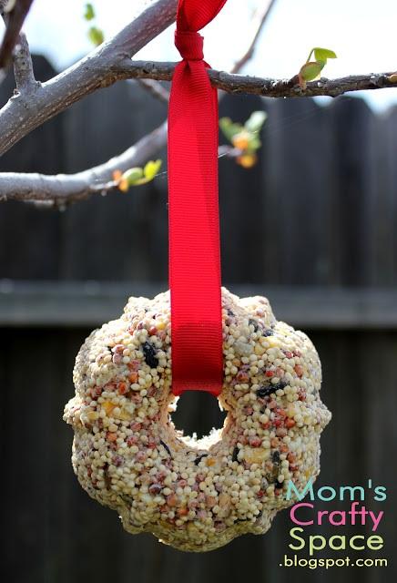 Bird Seed Ornaments