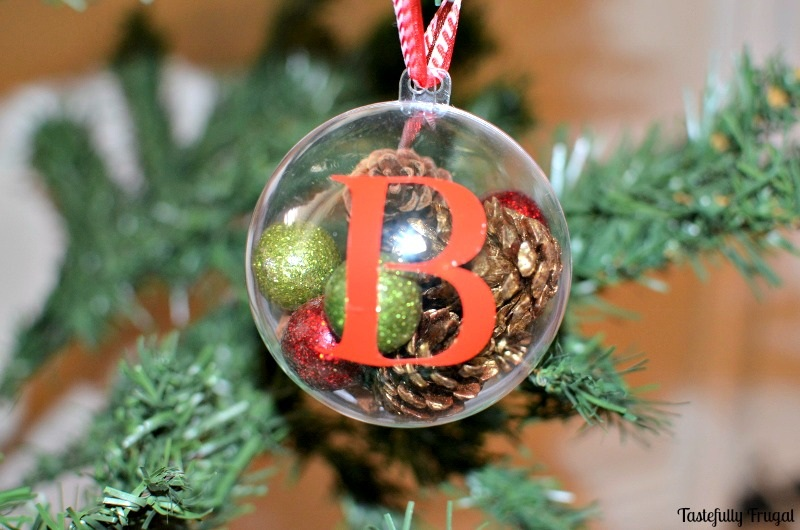 DIY Rustic Ornament