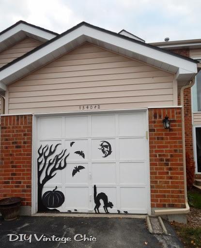 DIY Spooky Halloween Decor