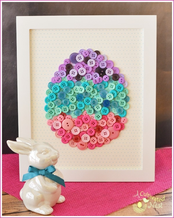 DIY Button Craft