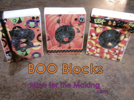 BOO Blocks {tutorial}
